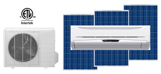 Solar Coolers and Air Conditioners